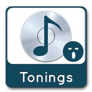 Tonings